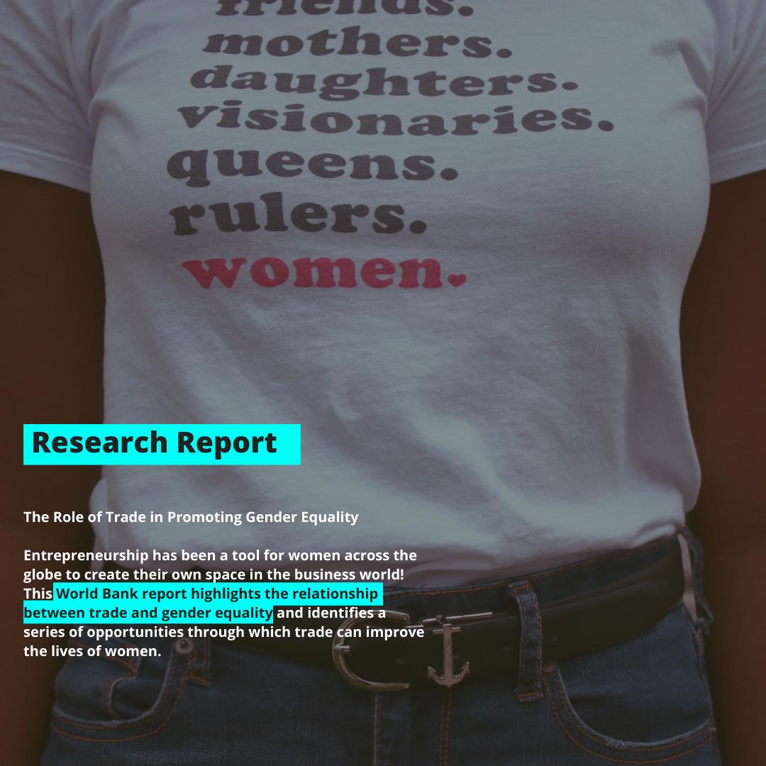 Promoting Gender Equality